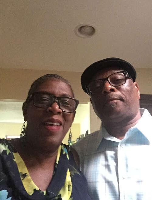 Glen and Diana Richardson